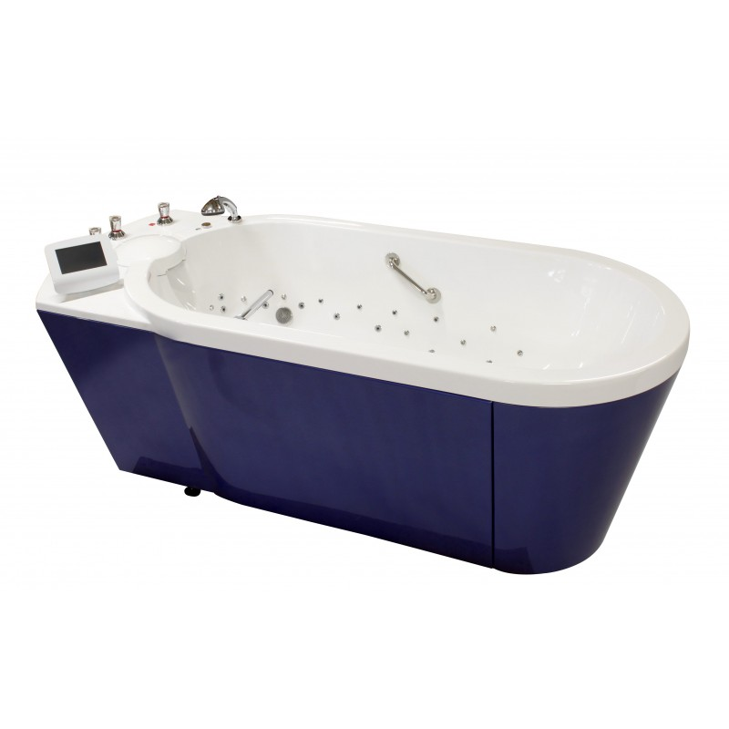 Magellan – Multifunctional bath-tub for hydrotherapy