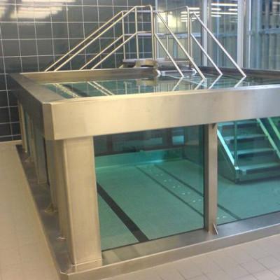 Rehabilitační bazény